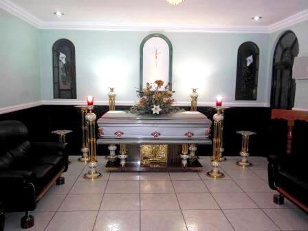 Funerales Casval Instalaciones